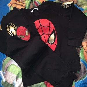 Spider-Man Jogging Suit